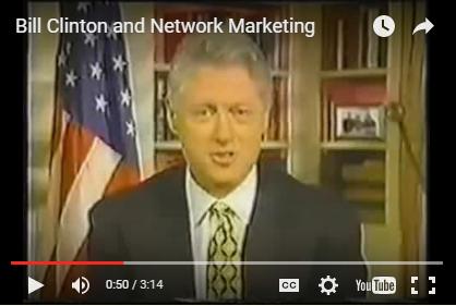 Rais Bill Clinton Akizungumzia Biashara Ya Mtandao
