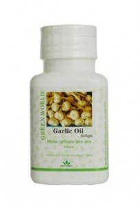 garlic oil softgel