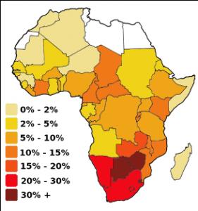 UKIMWI barani Afrika