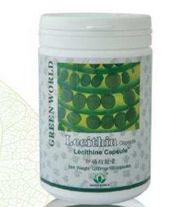 Lecithin Capsule