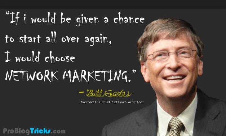 Bill Gates na biashara ya mtandao