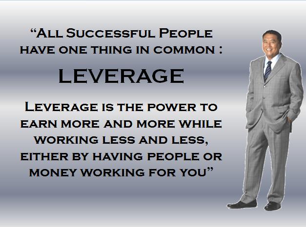 leverage in network marketing