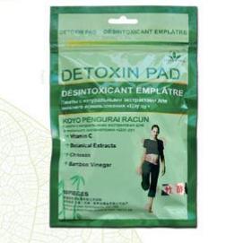 Detoxin Pads