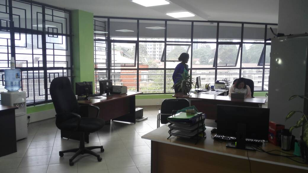 IT Room - Nairobi office